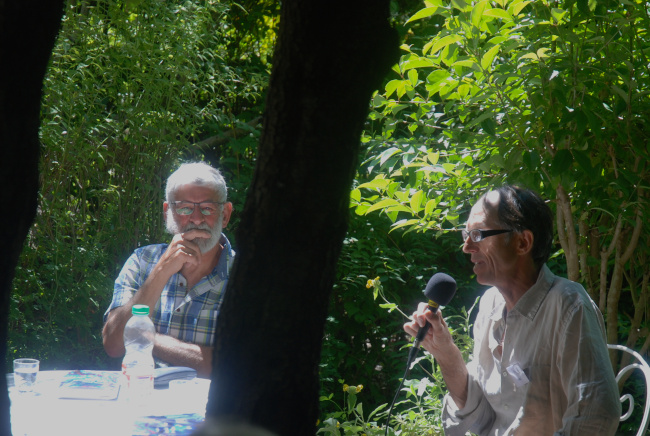 Claude Rouge au Bleuet le 8 juin 2019